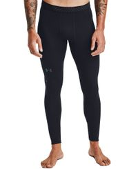 Under Armour Rush ColdGear 2.0 - Tights - Black/ Reflective (1360610-001)