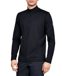 Under Armour Lightweight 1/4 Zip - Trøye - Svart (1343352-001)