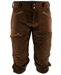 Amundsen Concord Regular - Knickerbockers - Tan