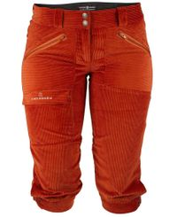Amundsen Concord Regular Womens - Knickerbockers - Iron Rust