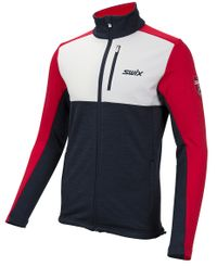 Swix Infinity Midlayer - Jakke - Norwegian Mix (16091-90900)