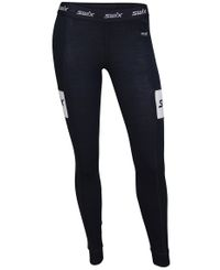 Swix RaceX Warm Bodyw Ws - Longs - Dark Navy (41457-75100)