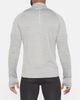 2XU Pursuit Thermal 1/4 Zip - Trøye - Grey Marle/ Silver Reflective (MR6231a-GR)