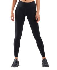 2XU Thermal Mid-Rise Comp Womens - Tights - Black/ Nero (WA6352b)
