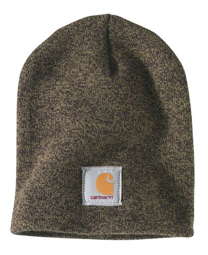 Carhartt Knit - Lue - Olive/ Black (A205-G06)