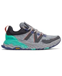 New Balance Fresh Foam Hierro v5 Womens - Sko - Grå