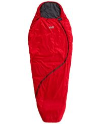 Jack Wolfskin Smoozip +3 Women -  - Sovepose - Red Fire -