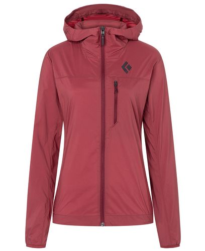Black Diamond Alpine Start Wmns - Jakke - Wild Rose (APU24Q-WR)
