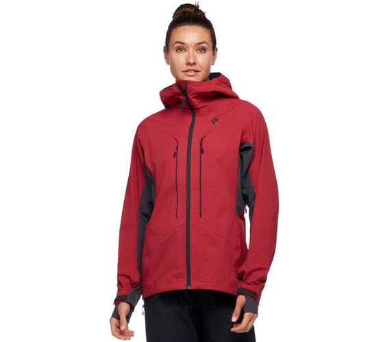 Black Diamond Dawn Patrol Hybrid Wmns - Jakke - Wild Rose (AP745005-WR)