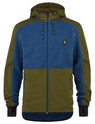 Bula Fleece Zip - Jakke - Blå (720568-BLUE)