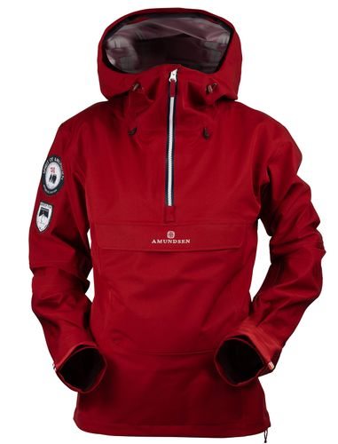 Amundsen Peak Womens - Anorakk - Ruby Red (WAN01.1.155)