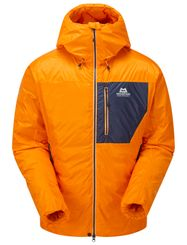 Mountain Equipment Xeros - Jakke - Mango/ Medieval (ME-004876-1618)