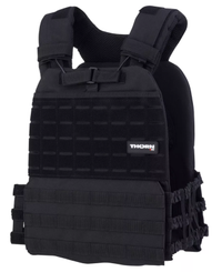 THORN+fit Tactical vekt vest 10lb - Vest - Svart