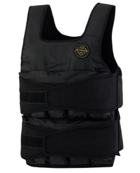 THORN+fit Weighted Vest 10kg - Vest - Svart