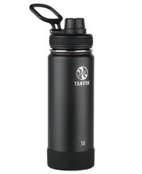 Takeya Actives Insulated 530ml - Flaske - Onyx