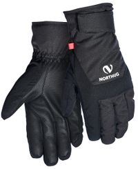 Northug Selli Ins - Hansker - Dark Grey (PN01016-200)