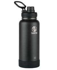 Takeya Actives Insulated 950ml - Flaske - Onyx
