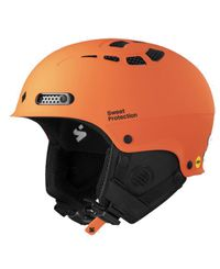 Sweet Protection Igniter II MIPS - Hjelm - Matte Flame Orange (840043-MFORE)