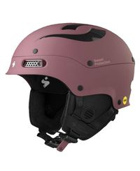 Sweet Protection Trooper II MIPS - Hjelm - Matte Lumat Red (840049-MLRED)