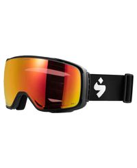 Sweet Protection Interstellar RIG Reflect - Goggles - RIG Topaz/ Matte Black (852001-060101-OS)
