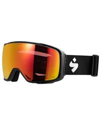 Sweet Protection Interstellar RIG Reflect BLI - Goggles - RIG Topaz+RIG L Amethyst/ Matte Black (852003-500101-OS)