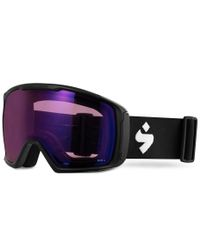 Sweet Protection Clockwork RIG - Goggles - RIG Light Amethyst/ Matte Black (852005-180101-OS)