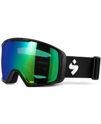 Sweet Protection Clockwork MAX RIG Reflect - Goggles - RIG Emerald/ Matte Black (852007-070101-OS)