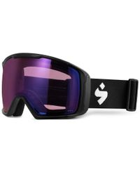 Sweet Protection Clockwork MAX RIG - Goggles - RIG Light Amethyst/Matte Black