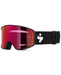 Sweet Protection Boondock RIG Reflect - Goggles - RIG Bixbite/Matte Black