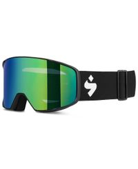 Sweet Protection Boondock RIG Reflect - Goggles - RIG Emerald/Matte Black