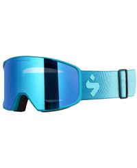 Sweet Protection Boondock RIG Reflect - Goggles - RIG Aquamarine/ Matte Aqua (852015-167223-OS)