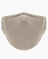 Tufte Wear Face Mask m/ 2stk filter - Munnbind - Whitecap/Khaki