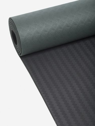 Casall Yoga Mat Position 4mm - Matte - Grønn (53301-436)