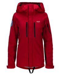 Brynje Expedition 2.0 Womens - Jakke - Rød (10951271RE)