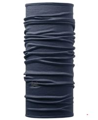 Buff Lightweight Merino Wool - Hals - Solid Denim (BU10881100)