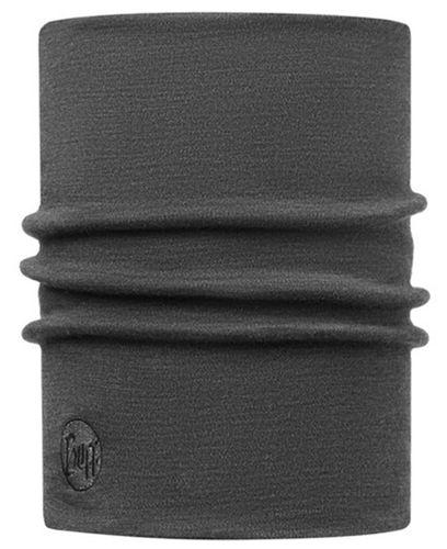 Buff Heavyweight Merino Wool - Hals - Solid Grey (BU11096600)