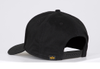 Alpha Industries Crew - Caps - Svart (128934-03)
