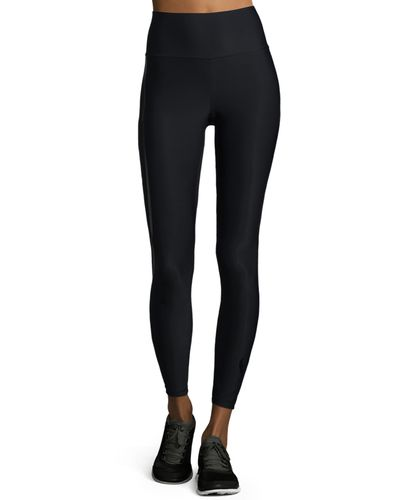 Casall Sculpture High Waist - Tights - Liquid Black (18698-903)
