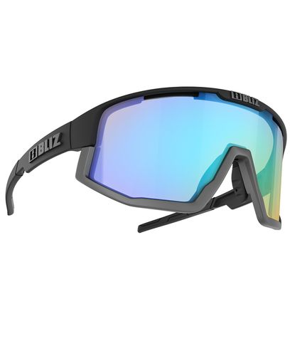 Bliz Vision Nano Optics Black - Sportsbriller - Nordic Light Coral (52101-13N)