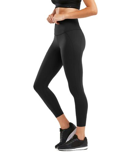 2XU Form Hi-Rise Comp 7/8 Women - Tights - Svart (WA5383b-BL)