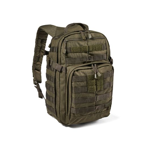 5.11 Tactical RUSH12 2.0 24L - Sekk - Ranger Green (56561-186)