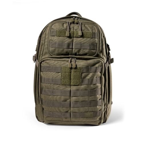 5.11 Tactical RUSH24 2.0 37L - Sekk - Ranger Green (56563-186)