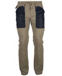 Amundsen Field Slacks - Bukse - Blue Surf/Navy