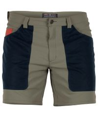 Amundsen 7 Incher Field - Shorts - Blue Surf/Navy