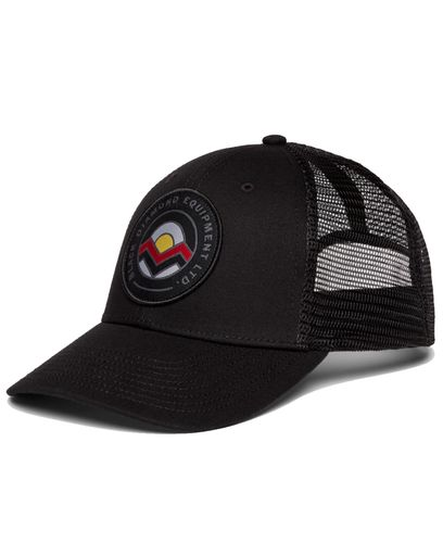 Black Diamond Low Profile Trucker - Caps - Svart (AP7230119283ALL1)
