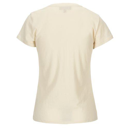 Amundsen Summer Wool Womens - T-skjorte - Natural (WTS56.0.610)