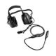 Motorola ATEX Behind the Head- Heavy Duty Headset, TETRA ATEX