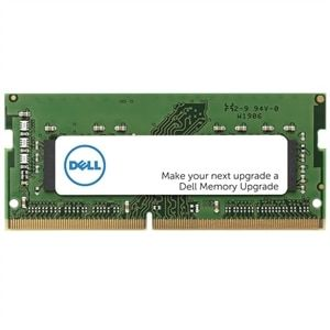 DELL Memory Upgrade - 4GB - 1RX16 DDR4 SODIMM 3200MHz (AA937597)