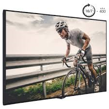 "* Vestel 75"" D-LED, 4K, 24/7, 500 nits/ 2xHDMI, DVI, DP in/out, OPS, BT, Miracast (PDU75U33)"