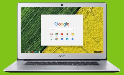 "ACER Intel® Celeron® Quad Core Processor N3450-CB515-1H-C7KG-15.6"" FHD Acer ComfyView IPS LED LCD-4GB-eMMC32GB (NX.GP0ED.002)"